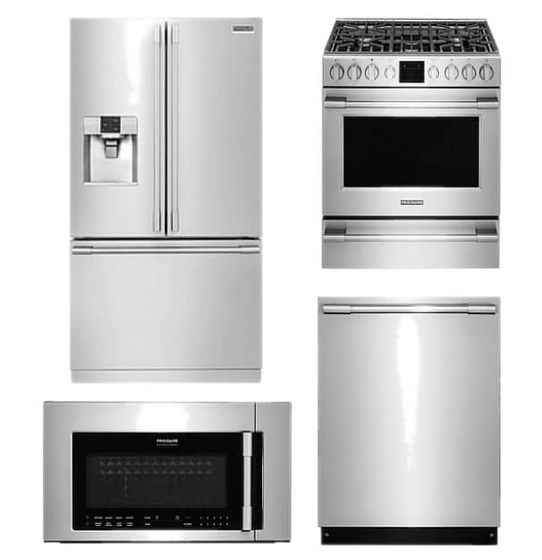 Professional Cooking Appliances ~ Kitchen renovation frigidaire professional appliances