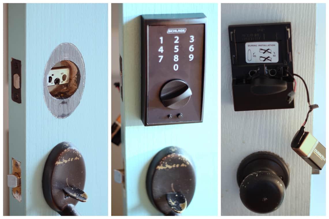 Stylish Keyless Locks Simple Stylings