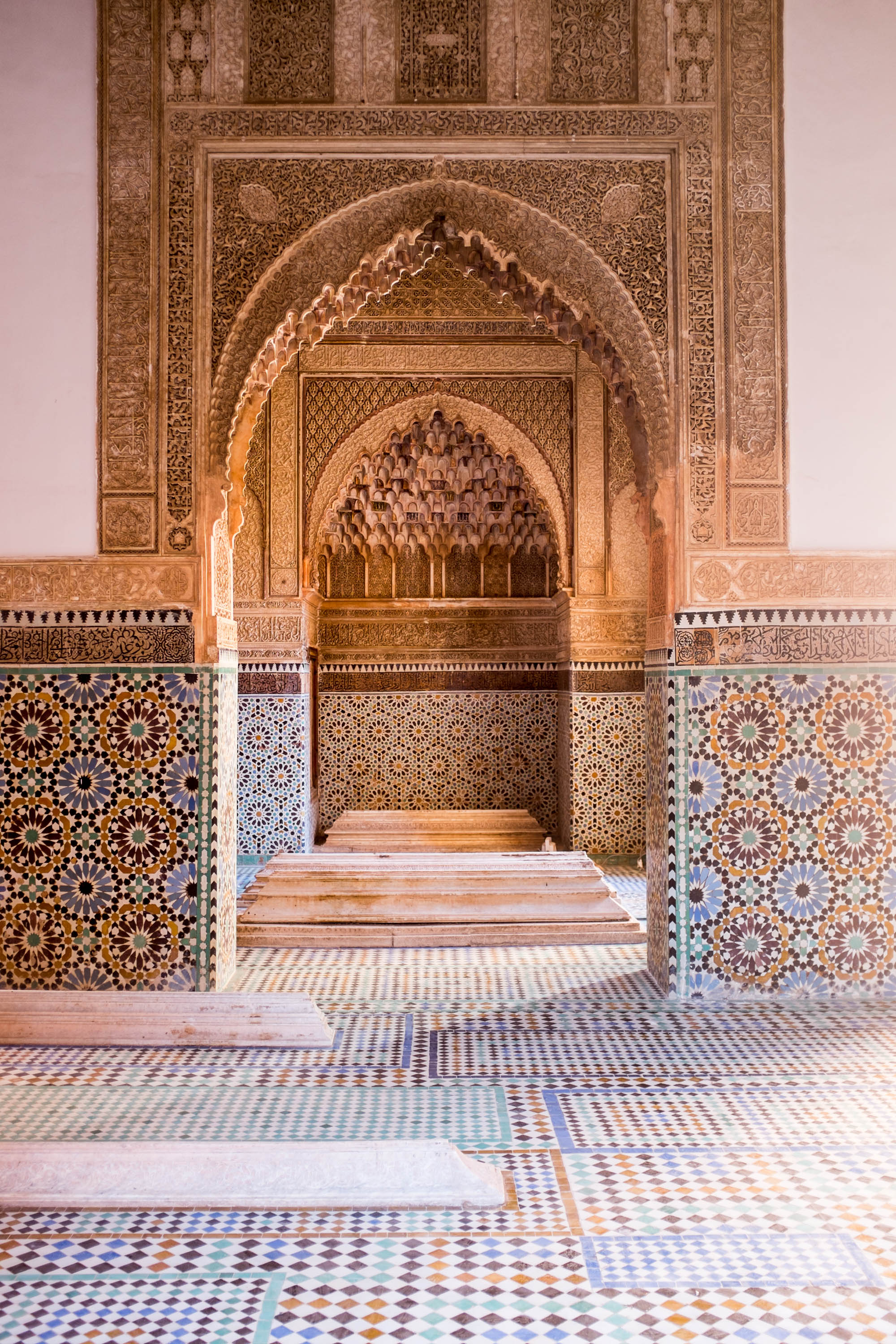 Saadian Tombs   Marrakech: a quick guide