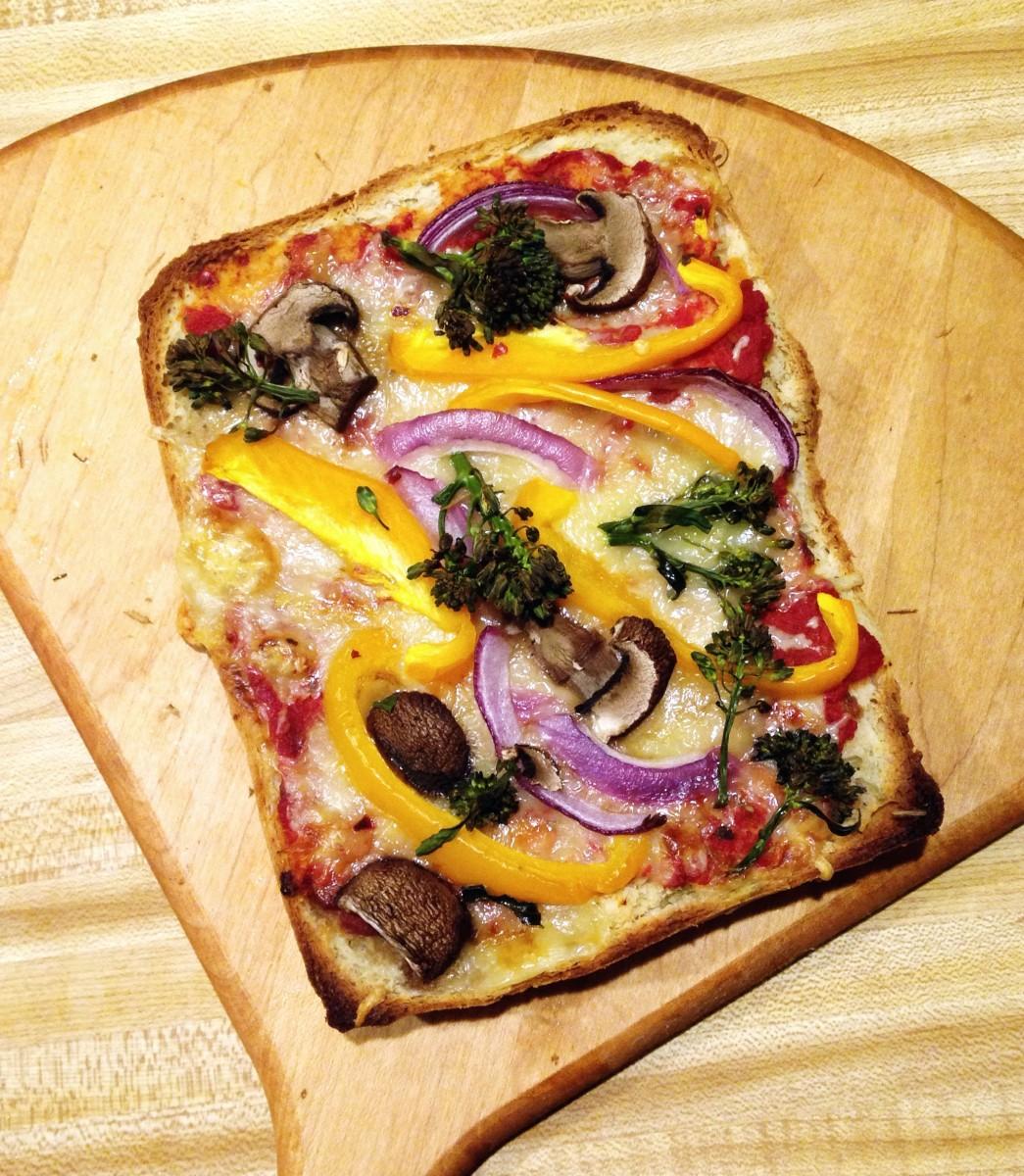 GFFocaccia BreadPizza