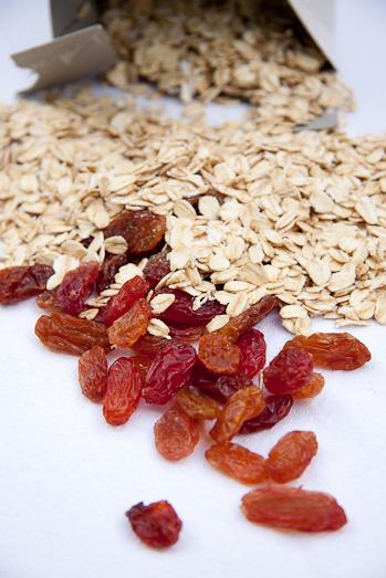 Oatmeal & Raisins