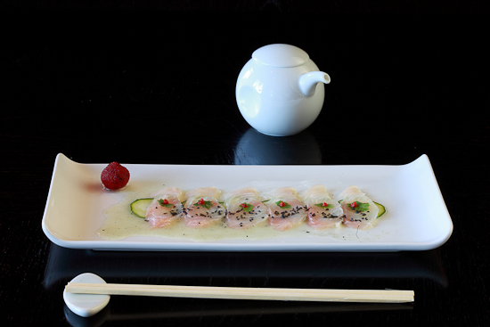 Nobu One&Only Cape Town - Winter menu yellowtail