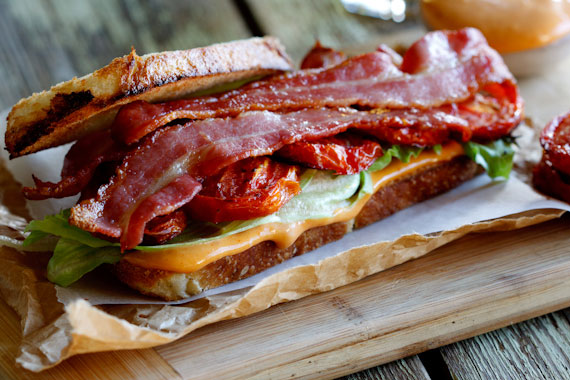 The Ultimate BLT-Sandwich