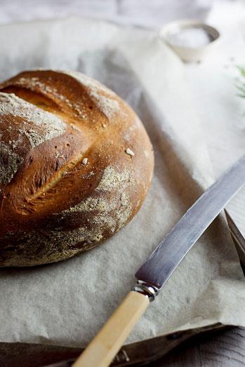 Potato, Pecorino & Rosemary bread
