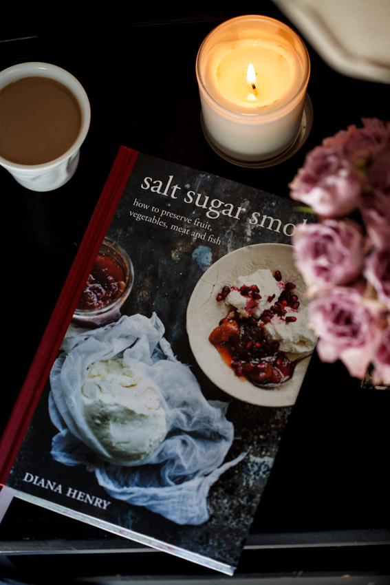 Salt sugar smoke by Diana Henry