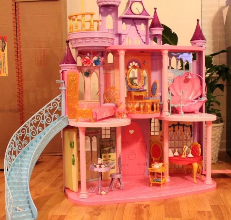 Large Of Disney Princess Castle