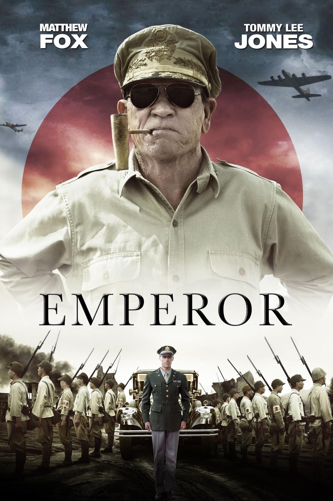 Poster do filme Emperor