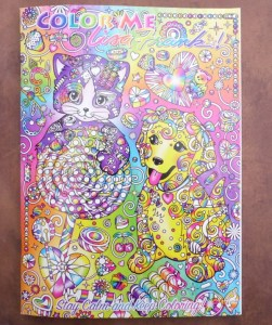 lisa frank book 2 cover