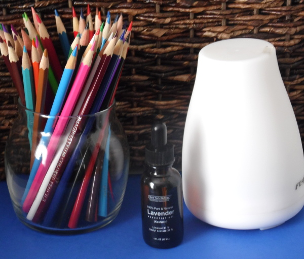aromatherapy for adult coloring