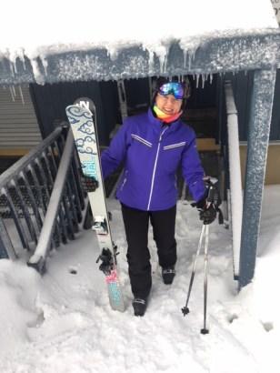 Mt Hotham snow