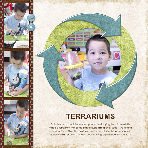 Terrarium Layout by Simply Kelly Designs