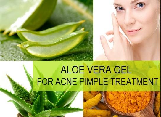 Aloe Vera To Remove Pimple