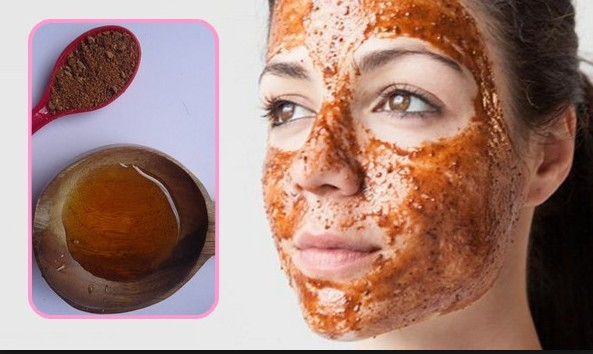cinnamon and honey To Remove Pimple
