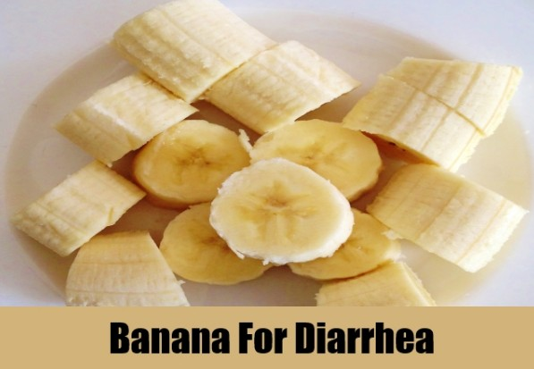 Banana To Stop Diarrhea