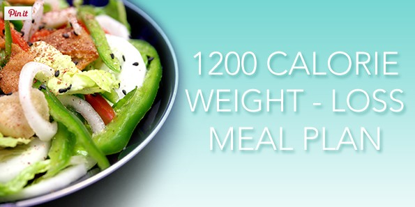 1200 calorie Diet plan for weight loss