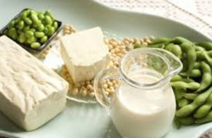 Fortified soy product(tofu)