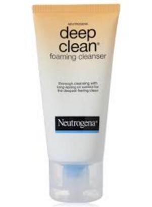 Neutrogena Deep Clean Foaming Face Wash