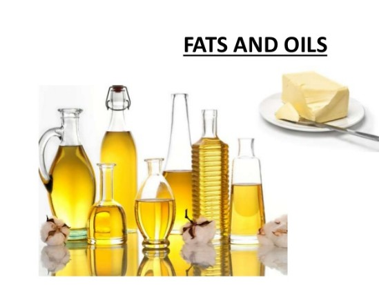 fats and oil
