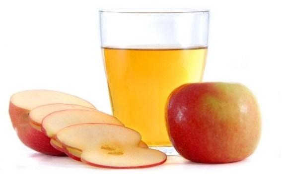 Apple cider Vinegar On The Diaper Rash