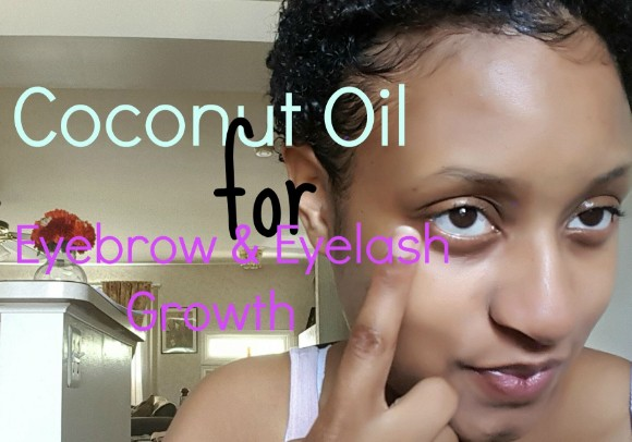 Coconut Oil For Thicker Eyebrows