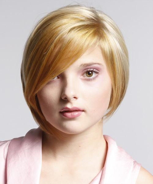 smooth ear line hair cut