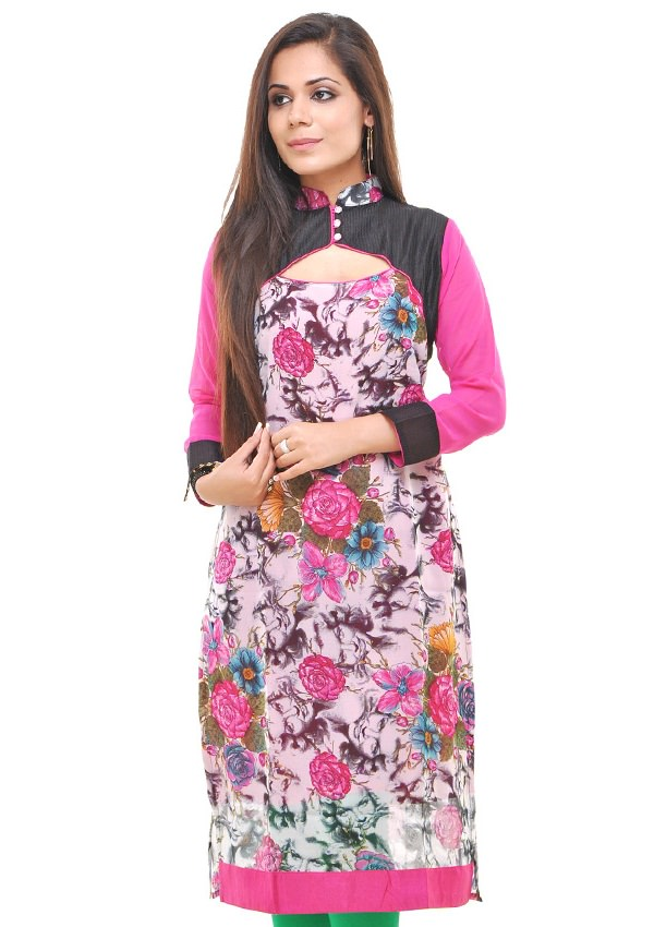 Top 30 latest cotton churidar suit neck designs catalog for Best catalog design 2016