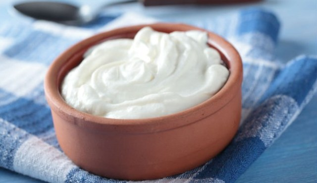 yogurt to prevent hair fall