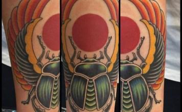 egyptian tattoo dsign