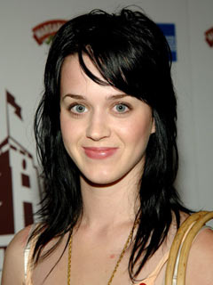 smiling katy perry