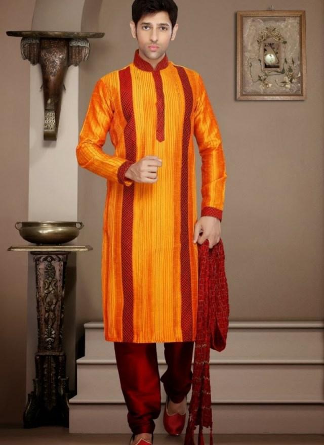 dupata style kurta pyjama