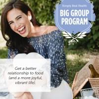 The Big Group Program- Starts October 10th!