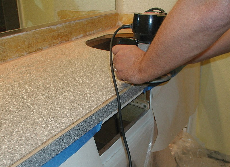 Large Of How To Install Laminate Countertop