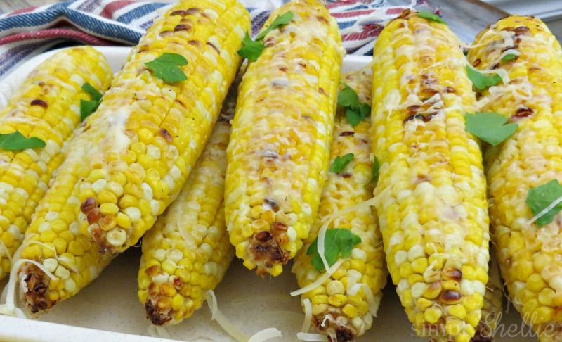 Large Of Baked Corn Recipe