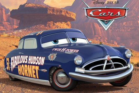 dochudson pixar cars wallpaper
