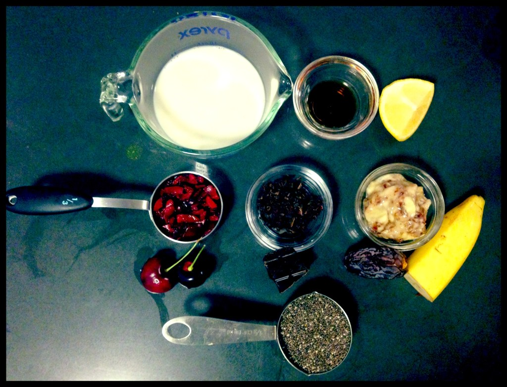 chia ingredients