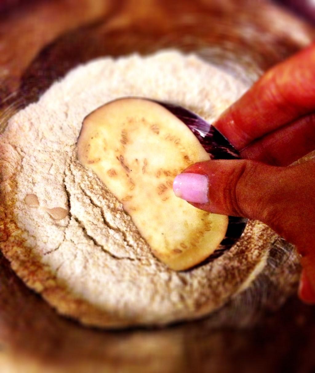 eggplant flour