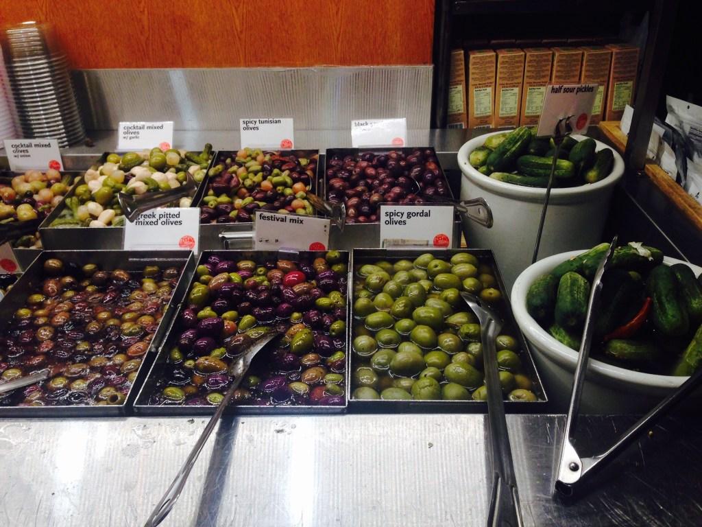 grandceltral olive bar