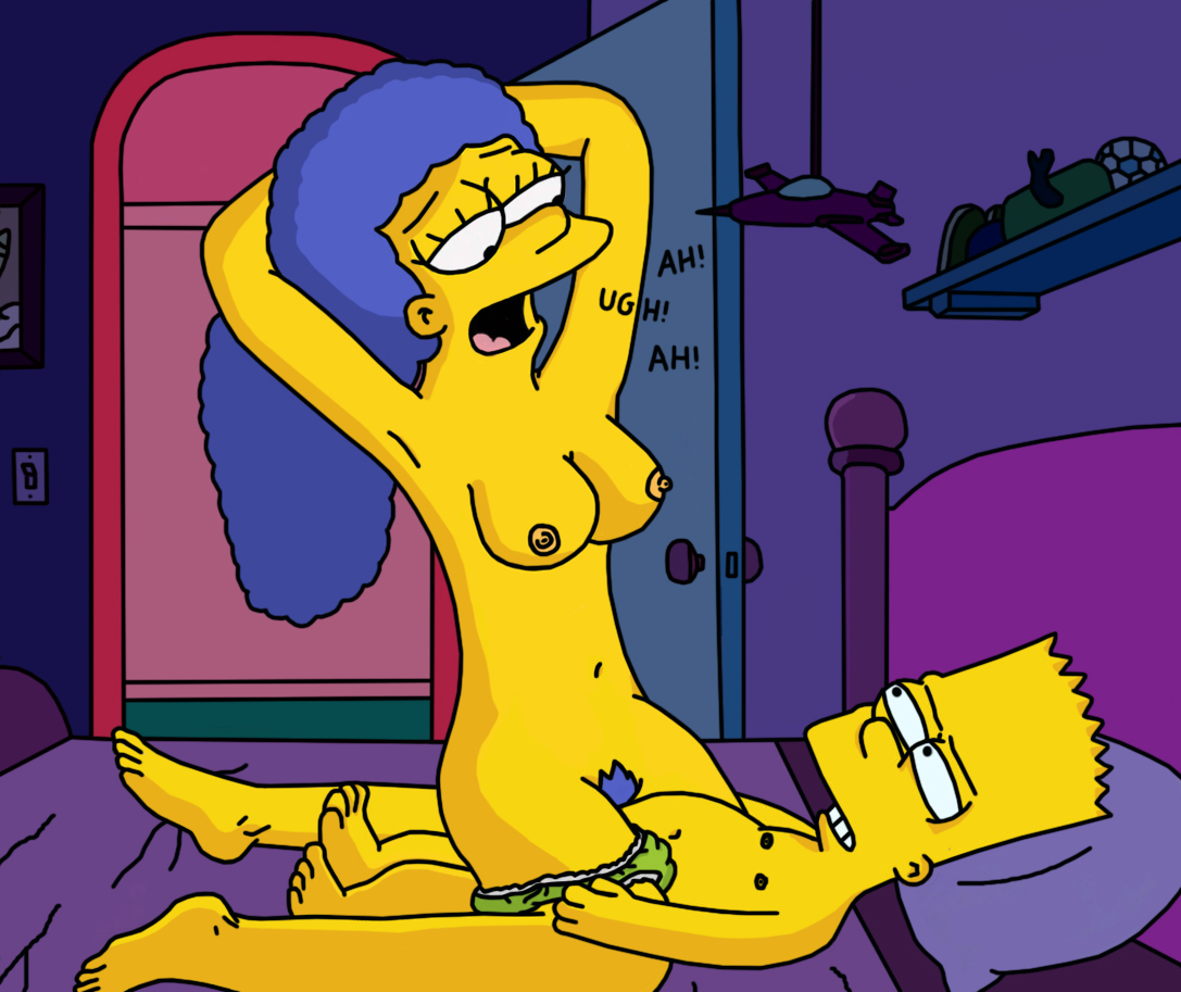 from Marvin marge and bart morning sex