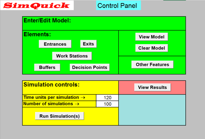 Control Panel - 4