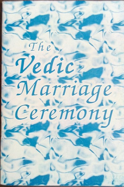 VEDIC MARRIAGE CEREMONY