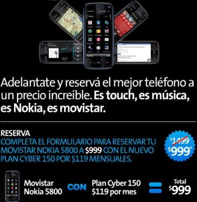 el-nokia-5800-xpressmusic-esta-disponible-con-movistar-argentina