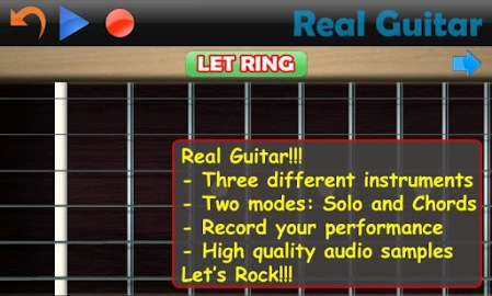 Real Guitar