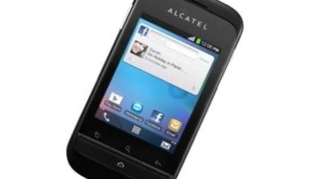 Hard Reset al Alcatel OT-903