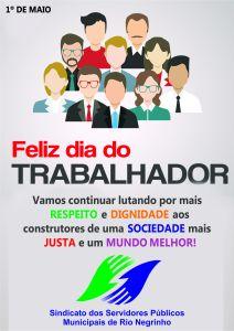 DIA DO TRABALHADOR SERVIDORES