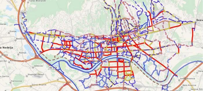 Biciklom kroz grad