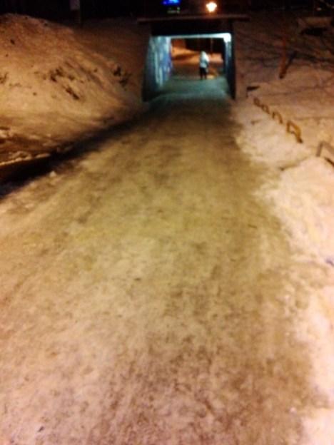 Kritična prečica/prolaz iz Runjaninove do Koturaške: potpuno neprohodan