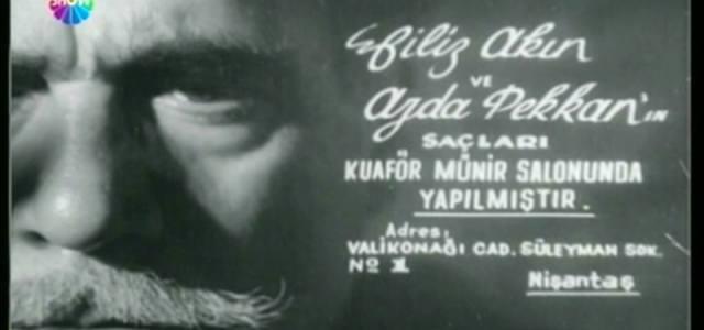 Bu hafta Film Karelerinde Yeşilçam'da Aykut Emrel Akalın ve Utku Uluer'in yakaladığı birbirinden ilginç 5 kare var.