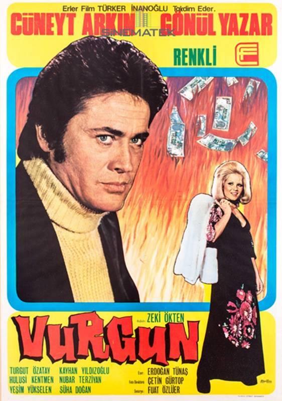 Cüneyt Arkın & Gönül Yazar - VURGUN (1973)