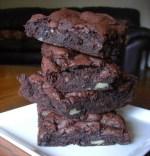 Ultra Fudgy Moist Brownies