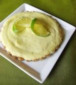 Coconut Key Lime Tart {Not Your Regular Summer Pie}